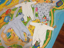 MARQUISE baby Clothes Size 0000 + 000 Designer Onesies x4 Chermside Brisbane North East Preview