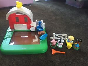 Little People Fisher Price Apptivity Barnyard Robina Gold Coast South Preview