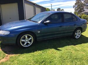 2002 Holden Commodore Millfield Cessnock Area Preview