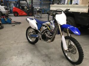 Yamaha Yz450f 2007 model very very low hours. Like brand new. Stapylton Gold Coast North Preview