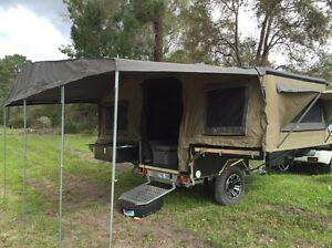 Side Folding Camper Trailer Kingsley Joondalup Area Preview