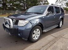 2006 Nissan Pathfinder automatic diesel ti. 7 seater Glenroy Moreland Area Preview