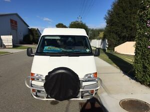Ford Transit Campervan Low Kms!! Has everything - 3 seats in front Brisbane City Brisbane North West Preview