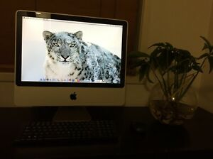 "iMac 20"" - Mid 2007 Great Condition Runs Well, just formatted. Palm Beach Gold Coast South Preview"