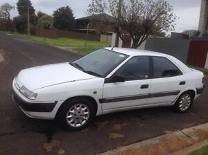 1996 Citroen Xantia Hatchback Moonee Ponds Moonee Valley Preview