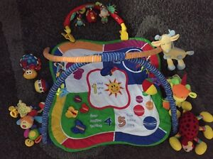Baby play mat and toys Whyalla Whyalla Area Preview