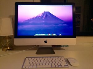 Imac (21 inch, mid 2014) great condition Gatton Lockyer Valley Preview