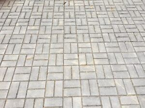 New charcol Haven Brick pavers 19m2 Stirling Adelaide Hills Preview