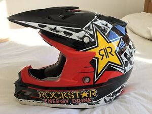 Motorbike Helmet Size M $120 Muswellbrook Muswellbrook Area Preview