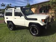 1985 Toyota Landcruiser BJ70 SWB Bundall Gold Coast City Preview