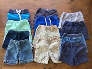 Good Condition Boy's Sz 12-18 months Summer Shorts x 12 pairs Mount Hawthorn Vincent Area Preview