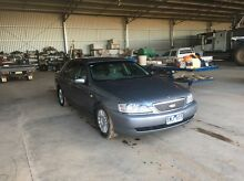 Ford Fairlane Ghia BA Piangil Swan Hill Area Preview