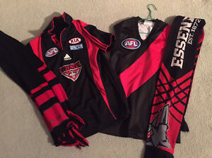 Essendon footy gear Bellerive Clarence Area Preview