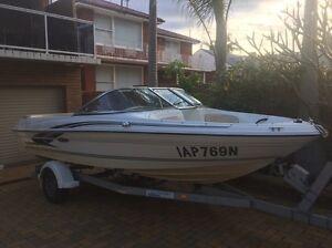 Sea Ray 180 bow rider 2001 Ski boat family day boat South Hurstville Kogarah Area Preview