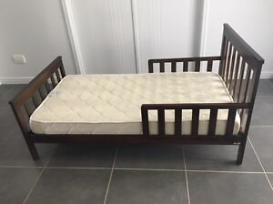 Toddler bed with mattress Kensington Grove Lockyer Valley Preview