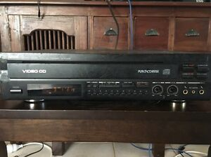 Yamaha 5 VCD karaoke player Cedar Vale Logan Area Preview