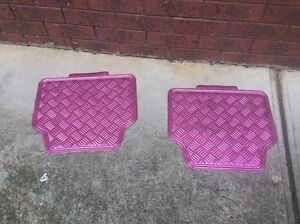 Car floor mat and car seat covers Coburg Moreland Area Preview