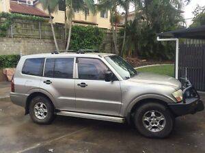 Turbo diesel Mitsubishi Pajero 2004, 7 seater Willowbank Ipswich City Preview