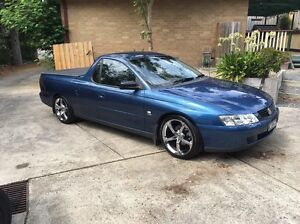Commodore ute. 2003 VY ONLY 120,000km. Mount Evelyn Yarra Ranges Preview
