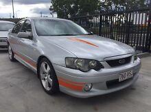BA XR8 Auto 67000 kilometres slight hail Parkinson Brisbane South West Preview