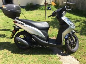 HONDA SCOOTER/ 2014 model/ 1 year REGO/ only 7.000 km North Manly Manly Area Preview