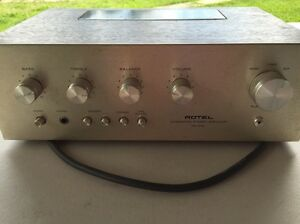 Rotel Stereo Amplifier Condon Townsville Surrounds Preview