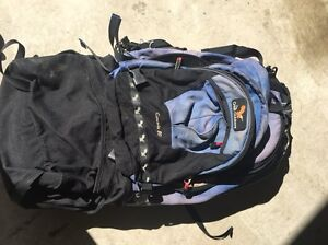 Hiking back pack Bli Bli Maroochydore Area Preview