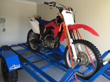 CRF250R 2009 Springfield Lakes Ipswich City Preview