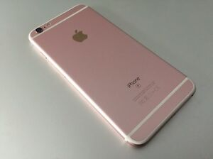 Like new Rose iPhone 6s Plus 64gb Eight Mile Plains Brisbane South West Preview