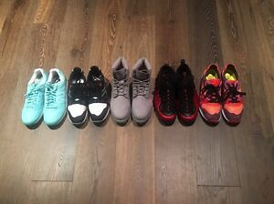 Sneakers for sale... Nike, Diadoras, Saucony, Timberland Eden Hill Bassendean Area Preview