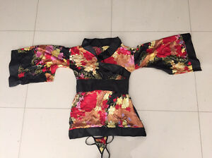 Lingerie/ Nightwear Kimono influence Canning Vale Canning Area Preview