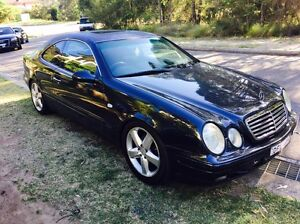 Mercedes Benz CLK200 Elegance 1998 Coupe Auto Low Klms Long Rego Kellyville The Hills District Preview