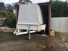 6x4 tradesmans trailer, enclosed Lobethal Adelaide Hills Preview