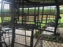 Dog cages Edmonton Cairns City Preview
