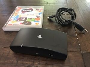 Sony PlayTV PlayStation TV tuner Belair Mitcham Area Preview