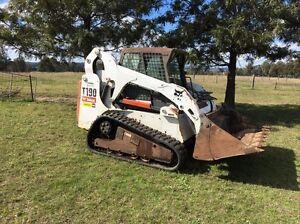 Dry Hire - Bobcat T190 Singleton Singleton Area Preview