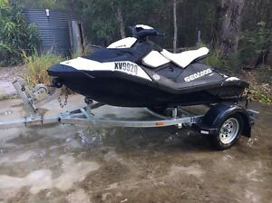 2015 Seadoo spark 60 hp 2 seater 25 hrs Dundowran Fraser Coast Preview