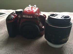 Nikon D3300 Rossmore Liverpool Area Preview