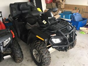 2009 CAN-AM Outlander 800R Max-XT Quad bike Parrearra Maroochydore Area Preview