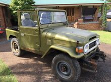 1976 FJ40 Landcruiser $2500 ONO Lakelands Lake Macquarie Area Preview