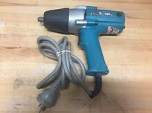 "MAKITA 6905B IMPACT WRENCH RATTLE GUN 1/2"" MADE IN JAPAN Shell Cove Shellharbour Area Preview"