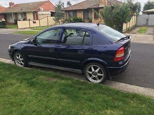 Holden Astra 2000 Glenroy Moreland Area Preview
