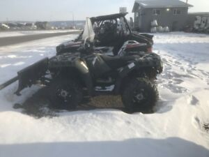 2013 Polaris Industries Sportsman® XP 850 H.O.