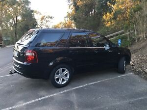 2010 Ford Territory Wagon Box Hill South Whitehorse Area Preview