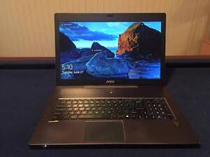 """MSI GS 70 Stealth Pro 17"""" Gaming Laptop Rowville Knox Area Preview"""