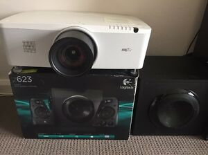 Video projector <200h - SANYO PLC WM5500L North Sydney North Sydney Area Preview