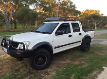 2003 Holden Rodeo Dual Cab White Gum Valley Fremantle Area Preview
