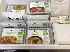 15x 5.4 Vegan Meals. Gluten and Lactose Free! Revesby Heights Bankstown Area Preview