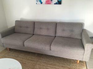 Modern 3 seat sofa Salisbury Brisbane South West Preview