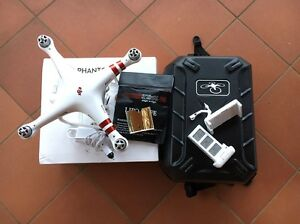 DJI Phantom 3 Standard 2 batteries backpack and extras. Templestowe Manningham Area Preview